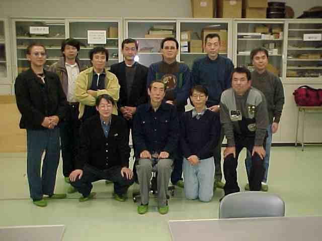 工子会(県立岡山工業高校 昭和50年電子科卒)